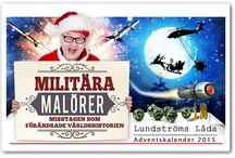 Krigsmyter5 - WAR MYTHS 5 / SMB = SVENSKA MILITÄRHISTORISKA BIBLIOTEKET = Swedish Military Historical Library http://www.pennanochsvardet.se   --- Välkommen till Jan Waernbergs adventskalender 2015 om militära malörer ---