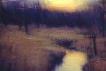 hämärä joella