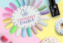 Yummy Pastel by Evonails / 0