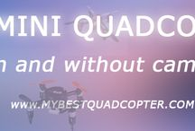 Best Mini Quadcopters / In this board we will discuss and post new reviews / news about the best mini, micro, nano quadcopters / drones!