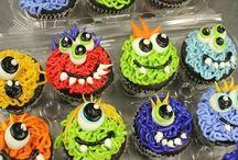 Children cupcakes