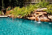 Pool/Waterfall Ideas