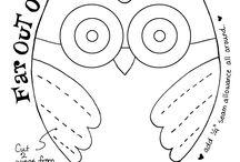 Owls slovíčka