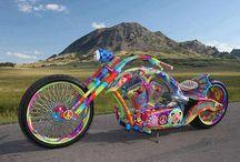 Aerografía motos