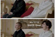 Sherlock / by Misty Venture
