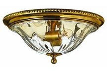 Interior Lighting Fixtures, Ceiling Fans, and Hardware