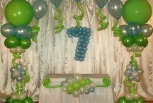globos 3 / by Victoria Gere