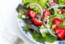 Recipes - Salads / by Christina Bakes