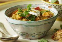 Supe te shijshme/Delicious soups
