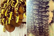Hair! / by Jessica Harding