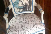 Židle/Chair