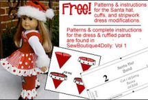 sewing - kids toys / free online patterns and tutorials for kids toys