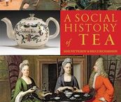 Tea Time Tea Party Books / Enjoy this wonderful collection of Tea related books.