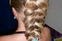 Braids and cute hairstyles