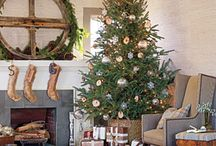 Holiday Style For Your Home / Holiday decorating ideas and inspiration to make your home warm and inviting for family gatherings