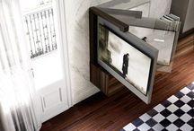 porta TV orientabile