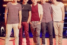 One Direction !!! <3 :) / by Bailey Bordeleau