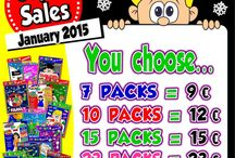 NEW YEAR'S SPECIAL SALE - ESL TEACHING RESOURCES / NEW YEAR'S SPECIAL SALE! - ESL TEACHING RESOURCES CHOOSE FROM 23 DIFFERENT PACKS! COMBINE DIFFERENT SETS OF PACKS ACCORDING TO YOUR NEEDS... THE MORE YOU BUY, THE MORE YOU SAVE! http://www.teachenglishstepbystep.com/packs.html FOR FURTHER INFORMATION, PLEASE EMAIL ME AT sandramendonca-eslchallenge@outlook.pt