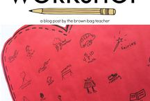 Classroom- writers workshop