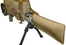 Tactical Firearms Accessories / Nylon accessories for your rifles, pistols, shotguns