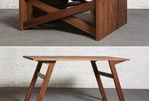 Muebles multifunción.