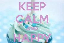 Keep Calm........