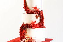 CAKE - chinese theme
