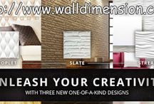Textured Wall Panel / The Textured Wall Panel we can offer you is available in a wide range of designs and finishing looks. They can be utilized on various surfaces. Contact us today! Visit us :- http://www.walldimension.com/