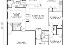 Lay outs of house