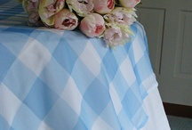 Total Table Tablecloths / Special event and wedding tablecloth and linen rentals.