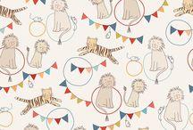 Patterns- / Tramas y texturas infantiles