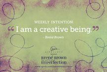 Brené Brown e-course