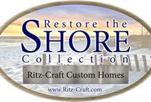 Restore the Shore Collection of Homes / This collection of homes has been engineered specifically for those areas affected by Hurricane Sandy.