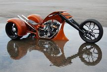 Trikes / by My Info