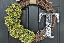 Wreaths / by Dana Freeman