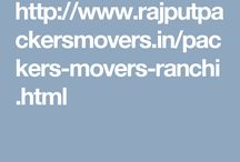 Packers & Movers Ranchi