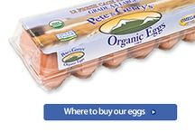 Reviews of our organic eggs / by Pete & Gerry's Organic Eggs
