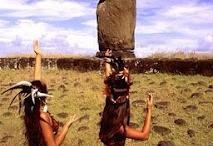 Rapa Nui / Pins relativos a la cultura Rapa Nui