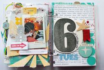 Scrapbooking albums / by Raquel Quesada (All My Things)