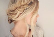 HAIR. / Idées coiffures
