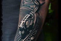 Music Tattoo ideas / Music Tattoo ideas