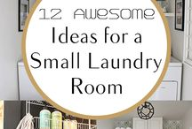 Laundry room / Ideas for remodeling the laundry room  / by Marie Prezeau