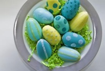 Easter / All things Easter - flowers, eggs, home decor, crafts