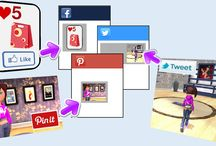 Why Shoud Retailers Have a Virtual Store? / Why Open a Virtual Store? There are several reasons including: Increase traffic to your store, engage customers with in-store games, increased sales, and expand your store's presence on social networking sites