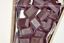 RAW CHOCOLATE BARS