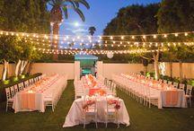 Esküvői fények - Wedding lights