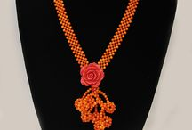 Beads' necklace