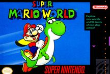 Favorite SNES Games / My favorite Super Nintendo games. My favorite game console