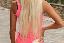 *Blonde AdDiCt...* / by Nikki Brawn