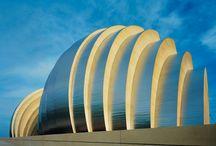 Архитектура | большепролетная